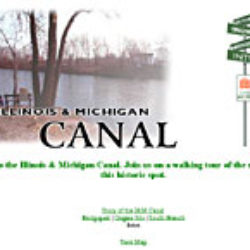 chicago historical society: illinois + michigan canal