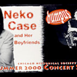 chicago historical society: neko case (print)