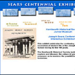 kenilworth historical society: Joseph Sears School Centennial