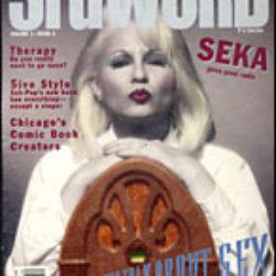 3rd word magazine: print