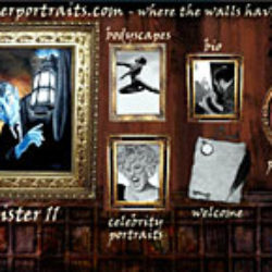 sinisterportraits.com