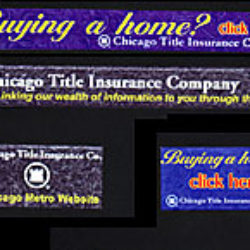 chicago title + trust: banner ads