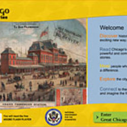 chicago history museum: great chicago stories