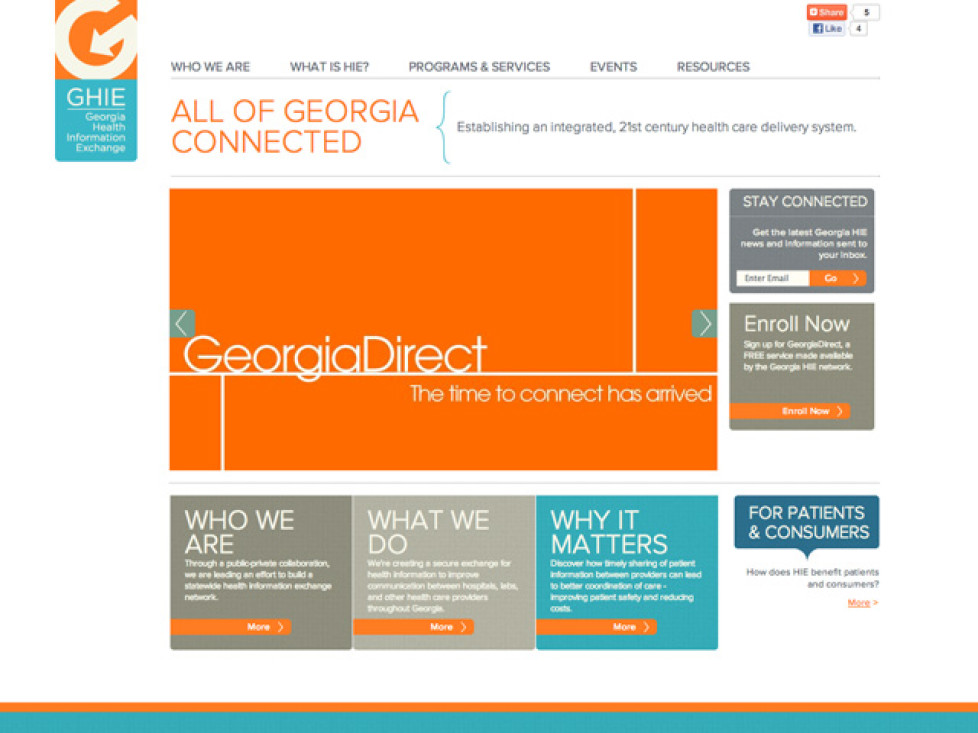 Working with Georgia-HIE.org