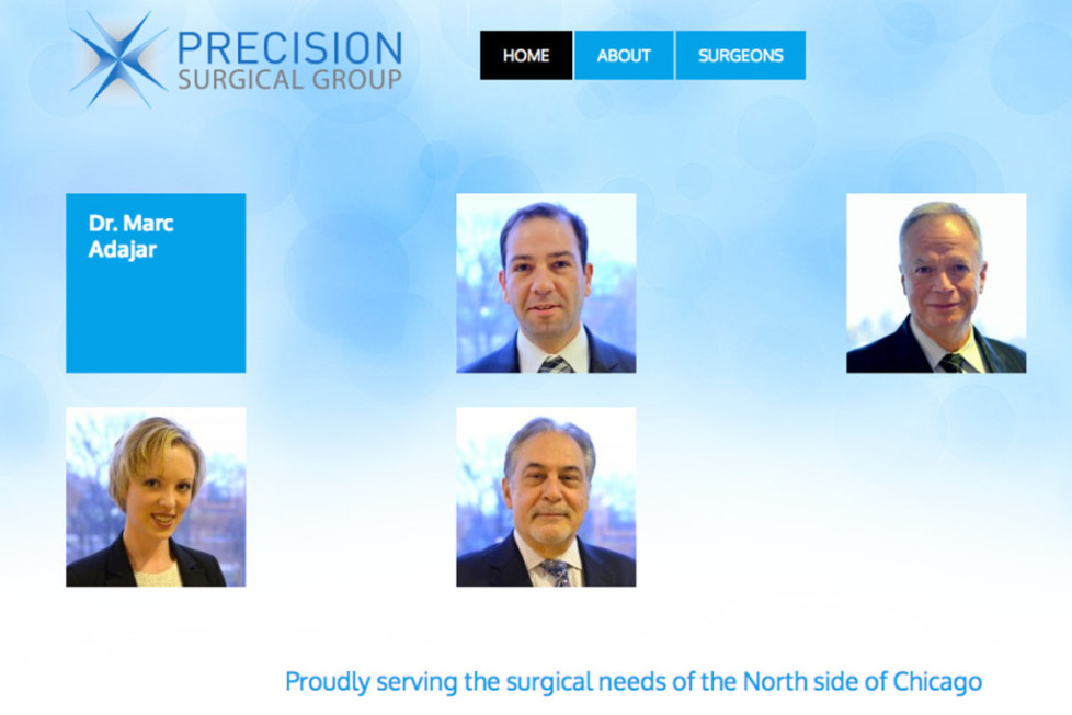 PrecisionSurgical.org Launch!