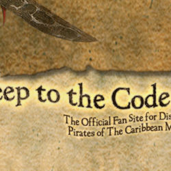 keep to the code: pirates fansite