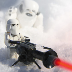 "Lego Star Wars ""Hoth"" Fan Art"