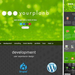 Your Plan B website remodel (2014)