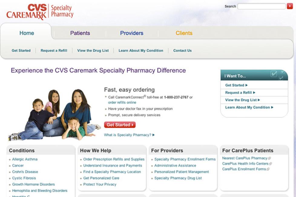 cvscaremarkspecialtyrx.com