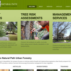 NaturalPathForestry.com LAUNCH