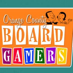 Orange County Board Games Logo