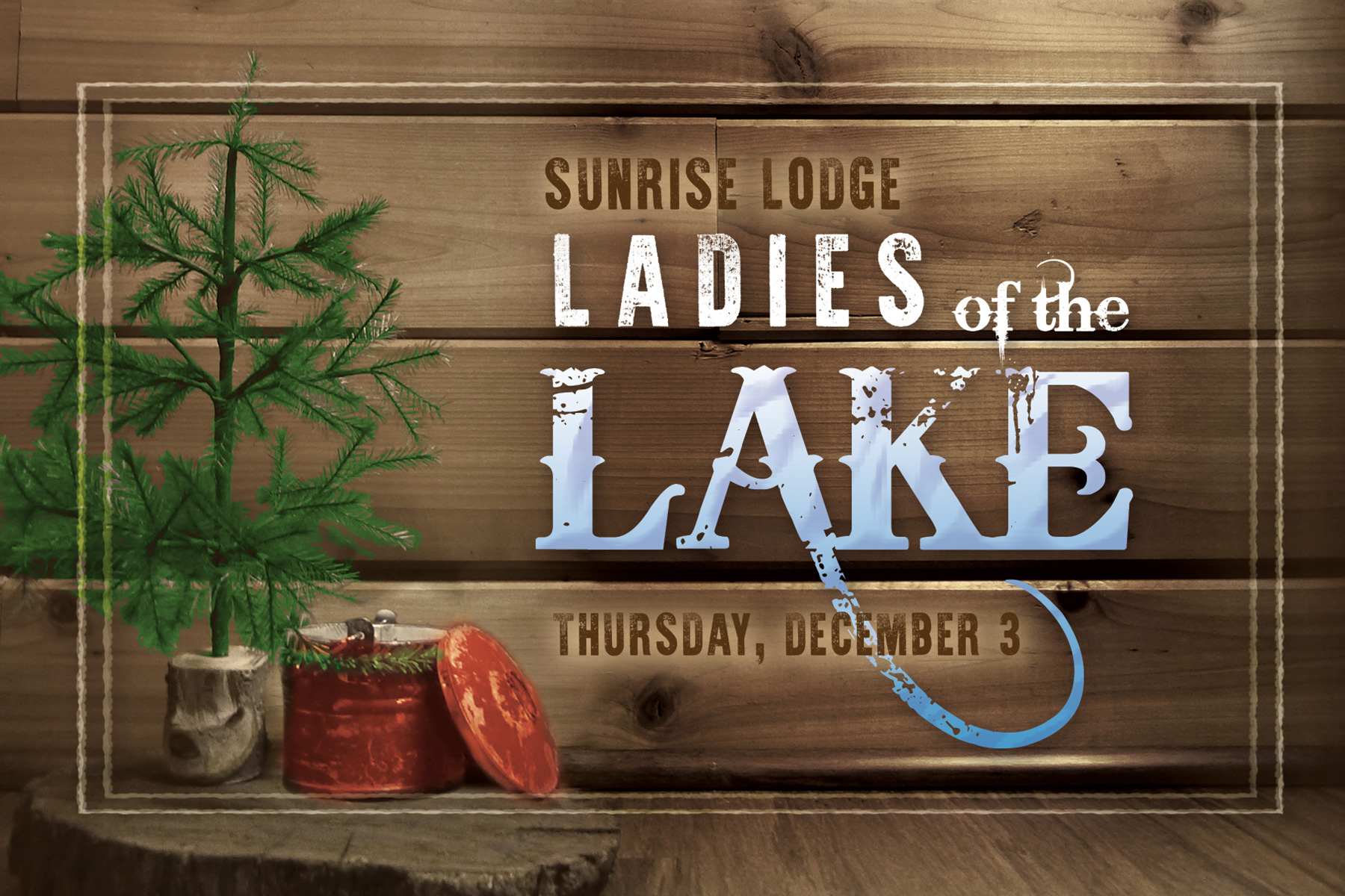 Ladies of the Lake Invitation