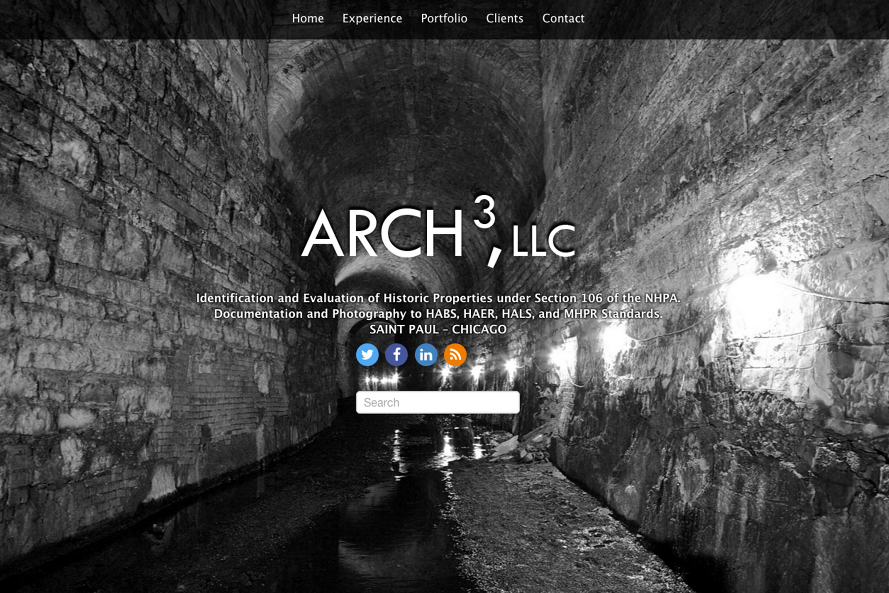 Arch3LLC.com LAUNCH!