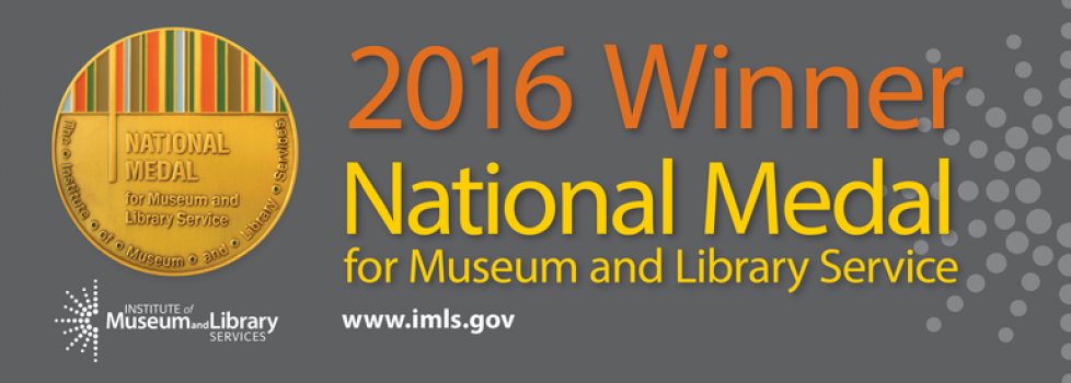 Sharing client news – Chicago History Museum wins National Medal