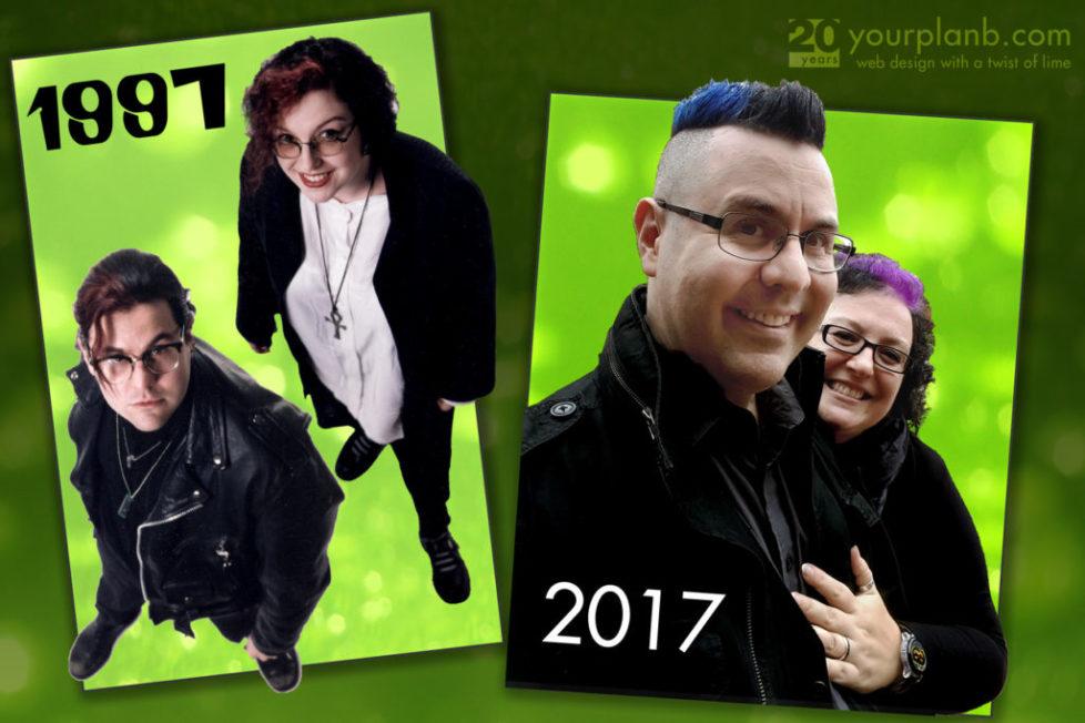 20 years of designing award winning websites!