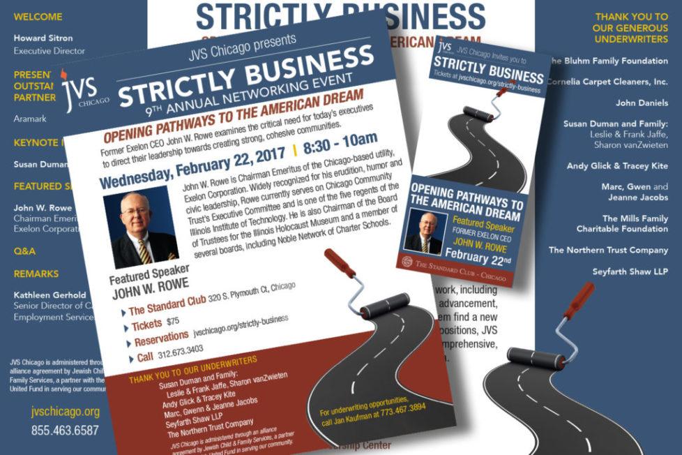 Strictly Business (JCFS/JVS event)