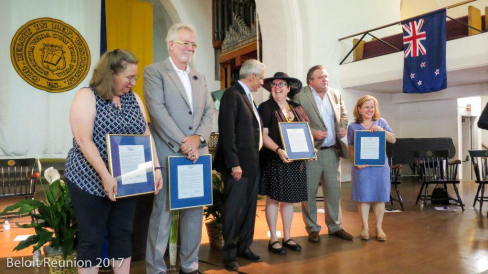DSC Award Weekend @Beloit College
