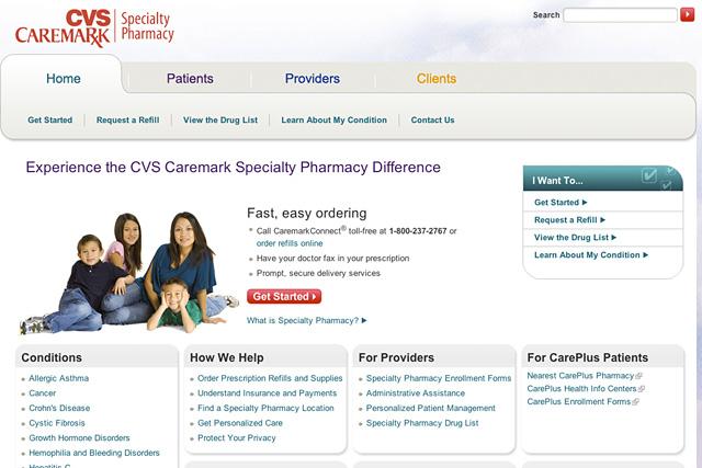 cvscaremarkspecialtyrx com yourplanb